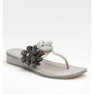 Vera Wang Lavender Zaila-Alabastr Taurus sandal